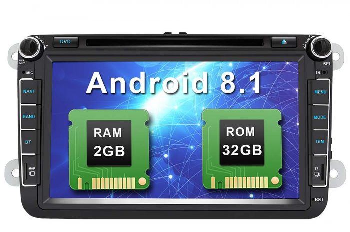 RADIO ANDROID 2 DIN AWESAFE