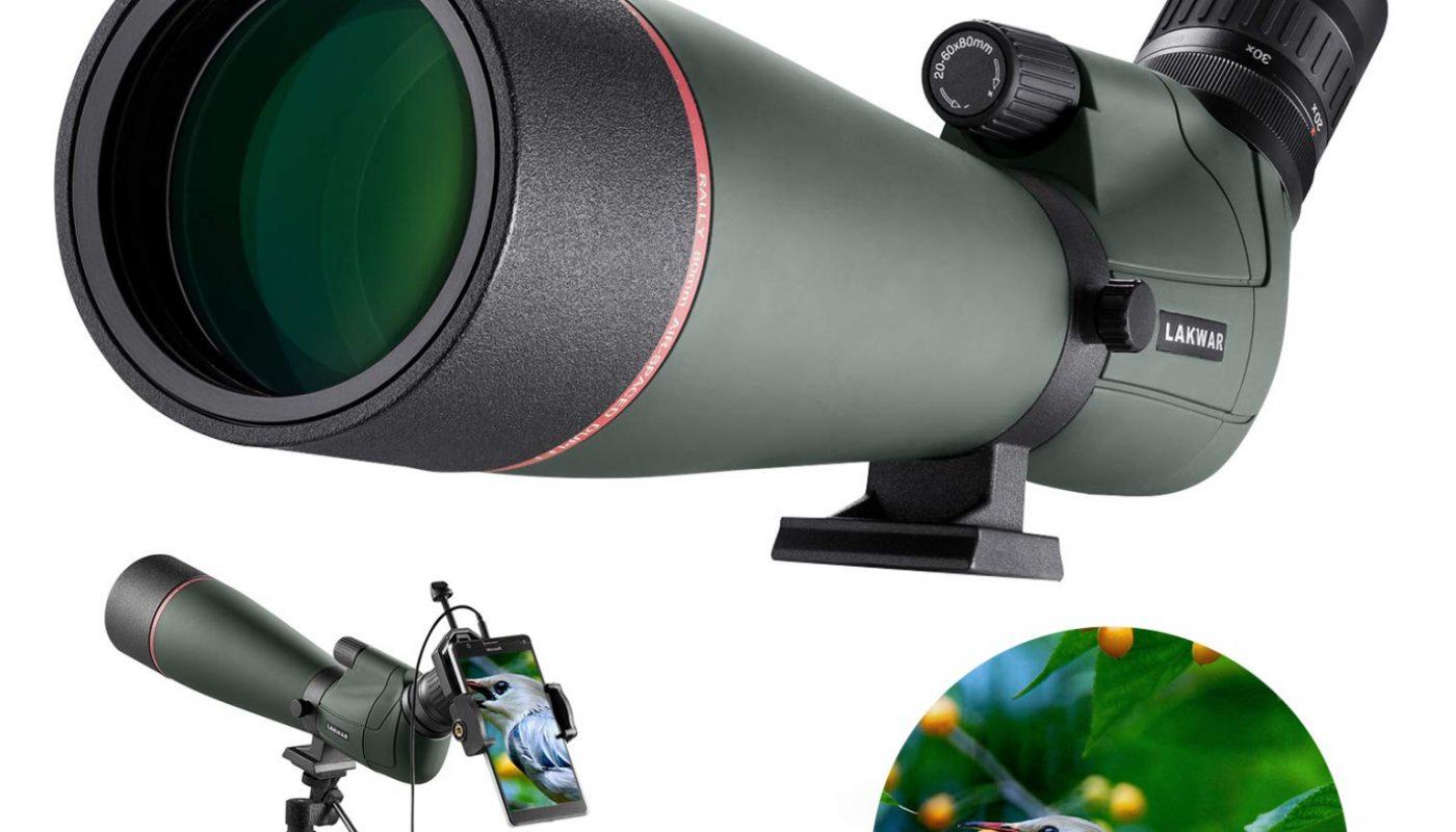 TELESCOPIO MONOCULAR LAKWAR