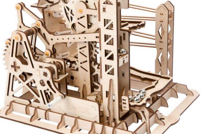 ROKR PUZZLE 3D DE MADERA
