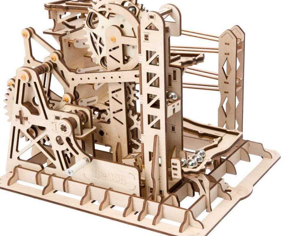 ROKR Puzzle 3D Madera