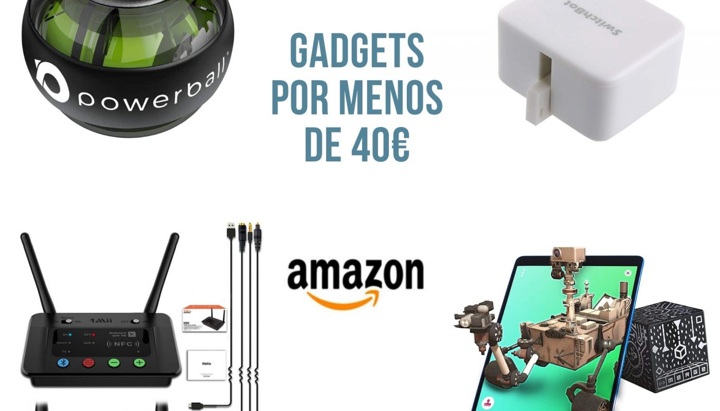 GADGETS TECNOLÓGICOS ORIGINALES 2020