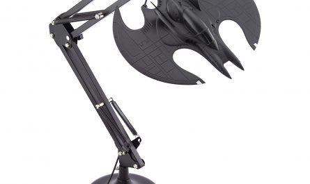 LAMPARA BATMAN