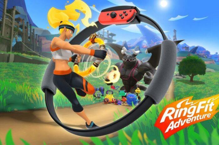 Ring Fit Adventure: dónde comprar el juego de moda para Nintendo Switch