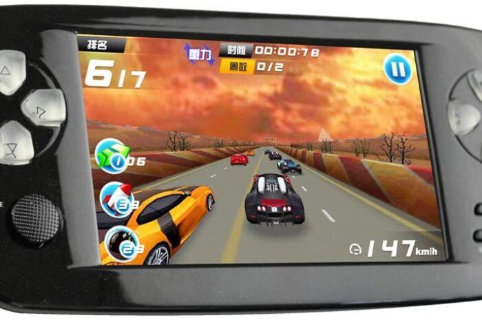 🕹️🎮 CXYP La mejor consola de juegos portátil con 3000 juegos  🕹️🎮